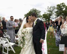 Wedding Photography at Red Leaves, Lake Rosseau, Muskoka