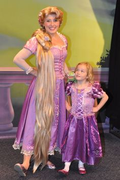 Tips for dressing your kid as a princess at #Disney.