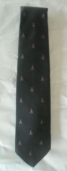 Vintage Amherst College Neck Tie Made by House of Walsh Necktie Massachusetts #HouseofWalsh #AmherstCollege