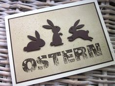Osterkarten - 393 einzigartige Produkte bei DaWanda online kaufen