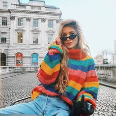 Fall street style outfits to inspire you 05 Street Style Outfits, Mode Outfits, Fashion Outfits, Europe Outfits, Fashion Clothes, Crazy Outfits, Chic Outfits, Fashion Jewelry, Fashion Week