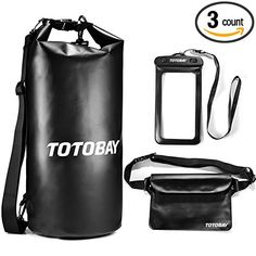 Premium 20L bolsa seca impermeable con caja de teléfono impermeable gratis  y bolsa de cintura con 7631b961e7799