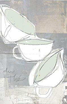 du thé     --     2014     --     linda vachon     --    https://www.flickr.com/photos/lesbrumes/14728995150/