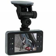 Caméra voiture dashcam. Filmez la route et conduisez en toute sécurité !