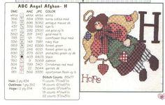 ABC Angel Afghan 14/46