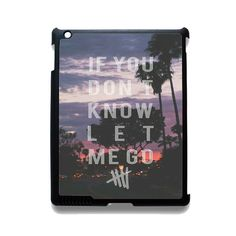 5 Seconds Of Summer TATUM-69 Apple Phonecase Cover For Ipad 2/3/4, Ipad Mini 2/3/4, Ipad Air, Ipad Air 2