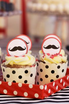 Magnificent Moustaches birthday party! By RAWR Magazine