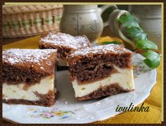italian meals and recipes Wine Recipes, Dessert Recipes, Desserts, Good Food, Yummy Food, Italy Food, Food Articles, Chocolate Treats, Italian Recipes