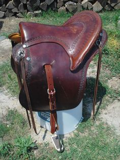 Double R Plantation Saddle