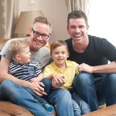 Adelaide's same-sex fathers on Australia's marriage equality debate: 'We're just like any other family'