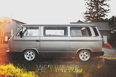 Jake's Vanagon by Kevin Ƭ, via Flickr