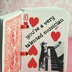 valentine card origin