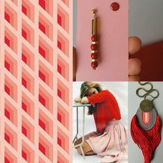 Oh no. Here she comes again with the red&pink. #brincosApontoONE #jewelry #hellopeacock LIKE www.facebook.com/apontoshop #madeinportugal #madeinlisbon