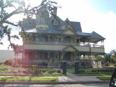 Orange, TX : William H. Stark House