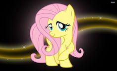 Fluttershy HD Wallpaper