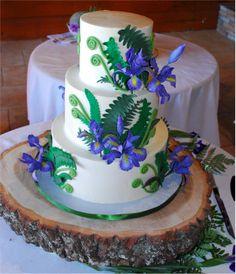 <3 this cake!!