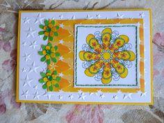 Kika's Designs : Beach Mandala