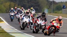 From Vroom Mag... Mixed fortunes for Dani Pedrosa and Marc Marquez in France