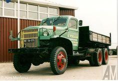 GMC CCKW-353 BE-36-05 (Jimmy) Poelman Zandhandel