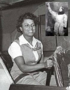 Willa Brown Chappell , born in 1906 . In 1938 , she became the first woman Black pilot licensed in the united states and in 1943 , the first African American Woman to possess a commercial pilot and mechanic's licence #aviationmechanic