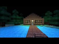 ▶ Herobrine Lake - YouTube