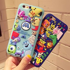 Cute Cartoon Phone three dimensional cartoon Toy Story set all inclusive silicone phone case For iPhone 6 6s plus-in Phone Bags & Cases from Phones & Telecommunications on Aliexpress.com | Alibaba Group