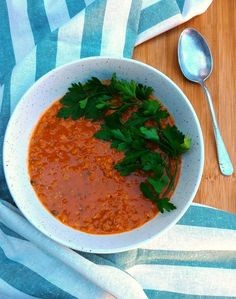 Sopa lentilha masala