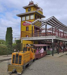A popular attraction for kids of all ages, Train Town is just a few blocks south of the charming Sonoma town square and can be a welcome respite for the adults and big fun for the kids as a brief activity during your wine touring day.