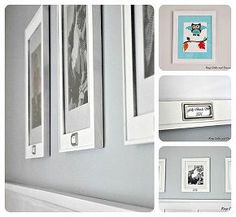 updating dollar store picture frames, diy home crafts, Update your dollar store picture frames to make them look more high end
