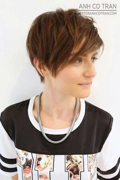 Long pixie hairstyles very trendy and looks gorgeous. This article includes messy pixies, layered long pixie cuts, straight hair pixie style, different colored pixie cuts and more… Let's take a look and pick your own style Related PostsTop Pixie Haircuts with Bangs 2017 2018Black Braided Hairstyles for 2018wonderful winter nail art ideas 2017The Larger The … … Continue reading →