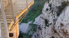 El Caminito del Rey restaurado - Caminito del Rey - Diputación de Málaga