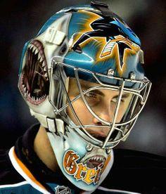 NHL Goalie Masks By Team | http://www.sikids.com/photos/17998/nhl-goalie-masks-by-team-2009-10/50