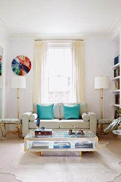 Lauren Gurvich Sitting Room