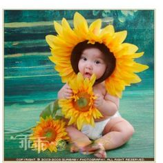 sc 1 st  Pinterest : baby sunflower costume  - Germanpascual.Com
