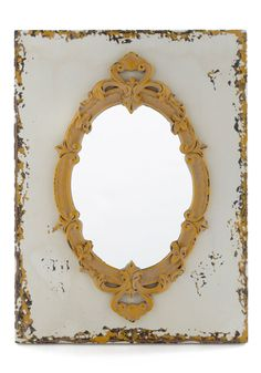 Antique to Me Mirror | Mod Retro Vintage Decor Accessories | ModCloth.com Entryway mirror