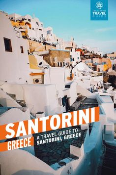 Santorini Travel Guide: A Detailed Visitor's Guide to Santorini, Greece Europe Destinations, Europe Travel Guide, Travel Guides, Travel Hacks, Amazing Destinations, Santorini Travel, Greece Travel, Santorini Greece, Japan Travel