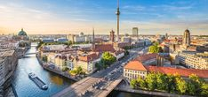 Most Beautiful Cities in Europe Springtime In Paris, Brandenburg Gate, Holocaust Memorial, Atlantic Beach, Sistine Chapel, Berlin Wall, Largest Countries, Most Beautiful Cities, Munich
