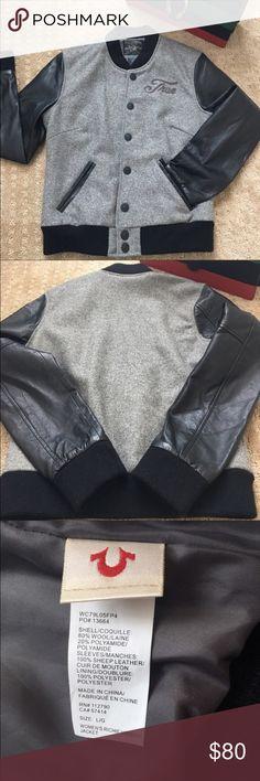 True Religion Varsity jacket True Religion Varsity jacket True Religion Jackets & Coats