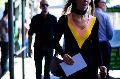 Annina Mislin NY Fashion Week '16