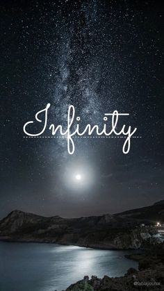 Inspiring Quotes from Quotes.me : Infinity l Motivational Inspirational Quotes Positivity Wallpaper Background Photography # Wallpaper Travel, Phone Wallpaper Quotes, Quote Backgrounds, Cute Wallpaper Backgrounds, Aesthetic Iphone Wallpaper, Cute Wallpapers, Aesthetic Wallpapers, Infinity Wallpaper, Inspirational Quotes Wallpapers