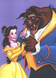 Beauty and the beast is one of my favorite stories