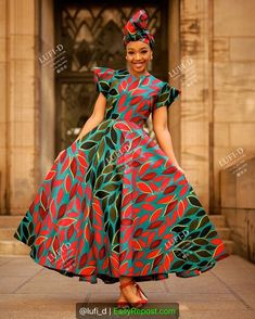 #flawsome #ankara #Tanzania # ankarastyle #ankarafashion #ankaradress #ankaratop #ankaraskirt #trousers #everythingankara#ankarazone… Short African Dresses, Latest African Fashion Dresses, African Print Dresses, African Print Fashion, Ankara Fashion, Africa Fashion, Tribal Fashion, African Prints, African Fabric