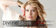 Divine Store Magento Theme