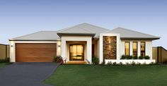 Ideal Display Homes: The Cortez. Visit www.localbuilders.com.au/display_homes_perth.htm for all display homes in Perth