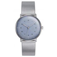 Diese Junghans Uhr steht für zeitlose Eleganz.  https://www.uhrcenter.de/uhren/junghans/maxbill/junghans-max-bill-handaufzuguhr-027-3600-44/