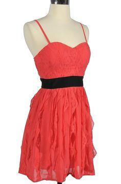Latin Heat Dress