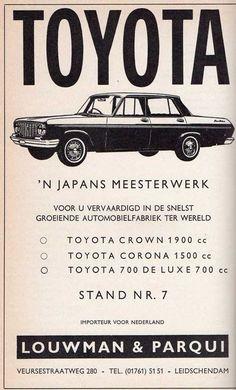 Toyota (J) - Louwman & Parqui, Leidschendam - Conam