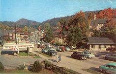 vintage images of gatlinburg, tn Tennessee Smokies, Gatlinburg Tennessee, East Tennessee, Gatlinburg Fire, Tennessee Attractions, Cades Cove, Great Smoky Mountains, Nc Mountains, Famous Places