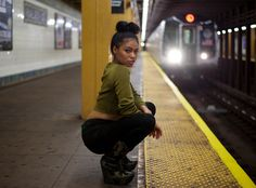 London  Zhiloh - Underground NYC