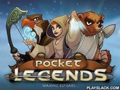 Pocket Legends  Android Game - playslack.com , descend into a big and pretty world of supernaturalism and adventures, full of errands and combats.  You will be able to appoint one of three special characters.  It can be a soldier of near combat with strong characteristics (tank), a soldier of deep combat (archer) or a druid having  dissimilar characteristics.  create your character, and you will power the game world more, making your control and finding brand-new buddies.  In the game there…